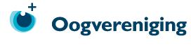 Oogvereniging logo